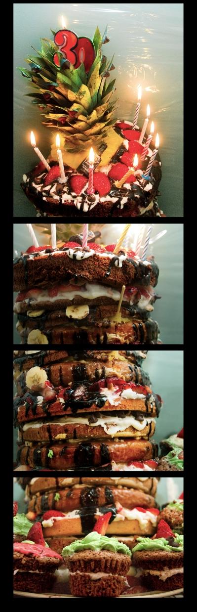 30 layer cake